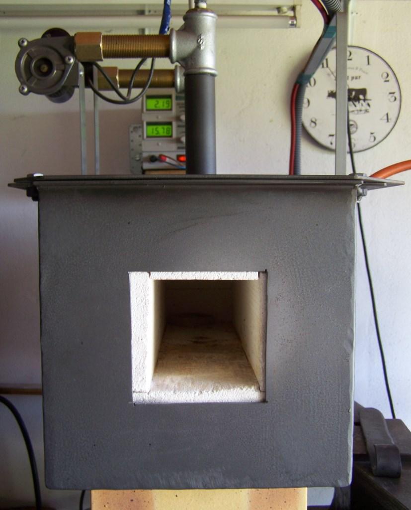 Atelier du coutelier - Forge a gaz ...